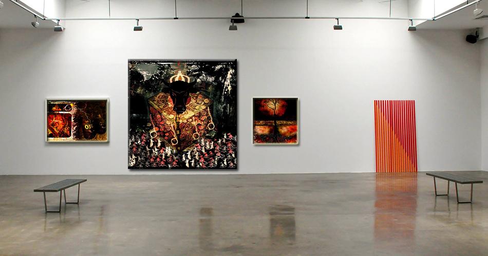 art events in Dubai ,surreal art-SuziNassif