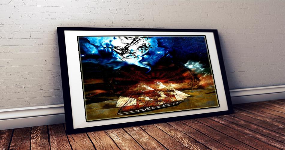 Surrealist Art, Digital surrealism-SuziNassif