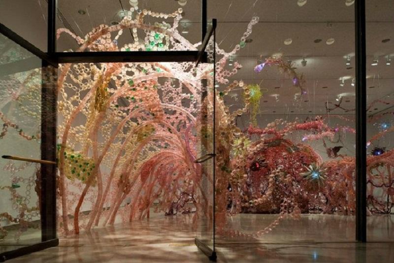 Art Galleries in Dubai, Art Events in Dubai, portrait artists-ECO Art Exhibition-SuziNassif