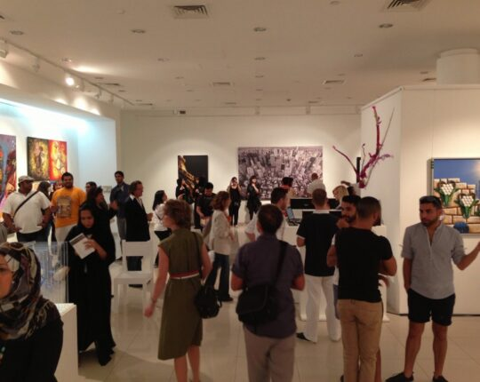 Art In Dubai Offer Exposure To Majority Artists