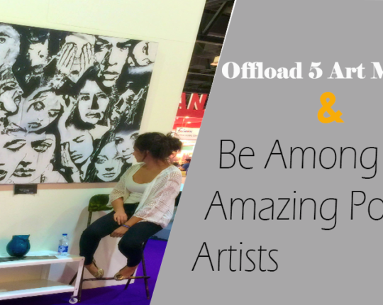 Offload 5 Art Myths & Be Among Amazing Portrait Artists
