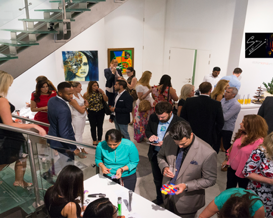 The increasing interest of people in the original artwork Dubai