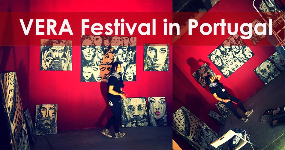 Suzi Nassif VERA Art Festival in Portugal Lisbon-SuziNassif