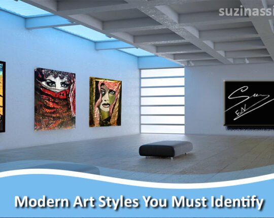 Artwork Dubai – 5 Modern Art Styles you Must Identify
