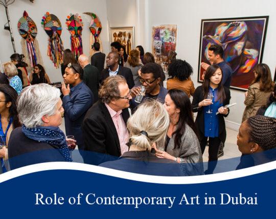 Contemporary Art in Dubai