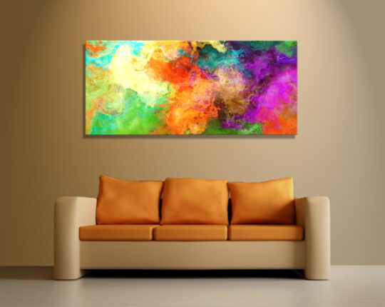 How Abstract Art Can Beautify Your Home