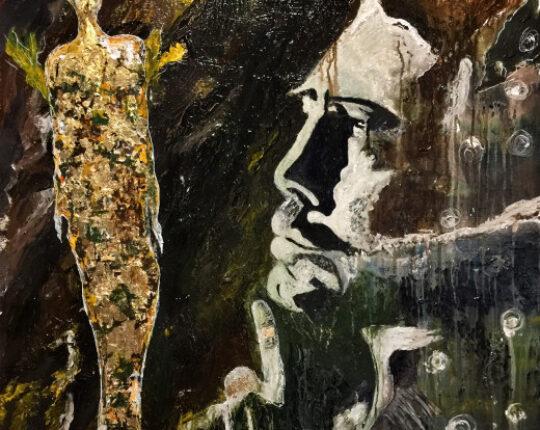 Portrait Art in Dubai Speaks Zillions to Audience