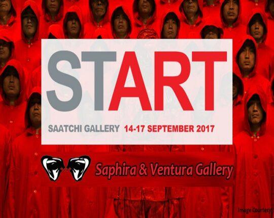 Suzi Nassif to Make Spellbound Presence at START Art Fair, London