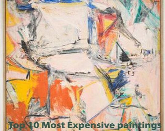 The 10 most expensive and mind blowing paintings ever sold in the world