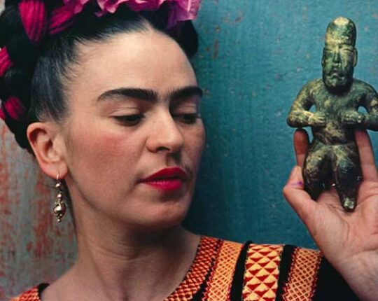 Frida Kalo Art Style