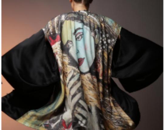 PORTRAIT ART SPEAKS VOLUMES ABOUT SUZI NASSIF